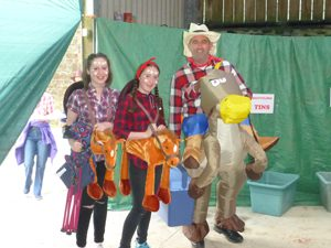 Hoedown at Headon Farm
