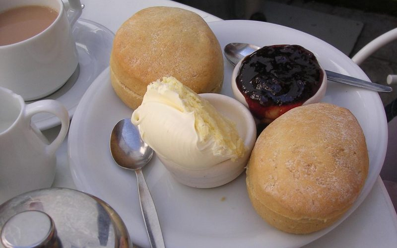 Ohhh clotted cream!